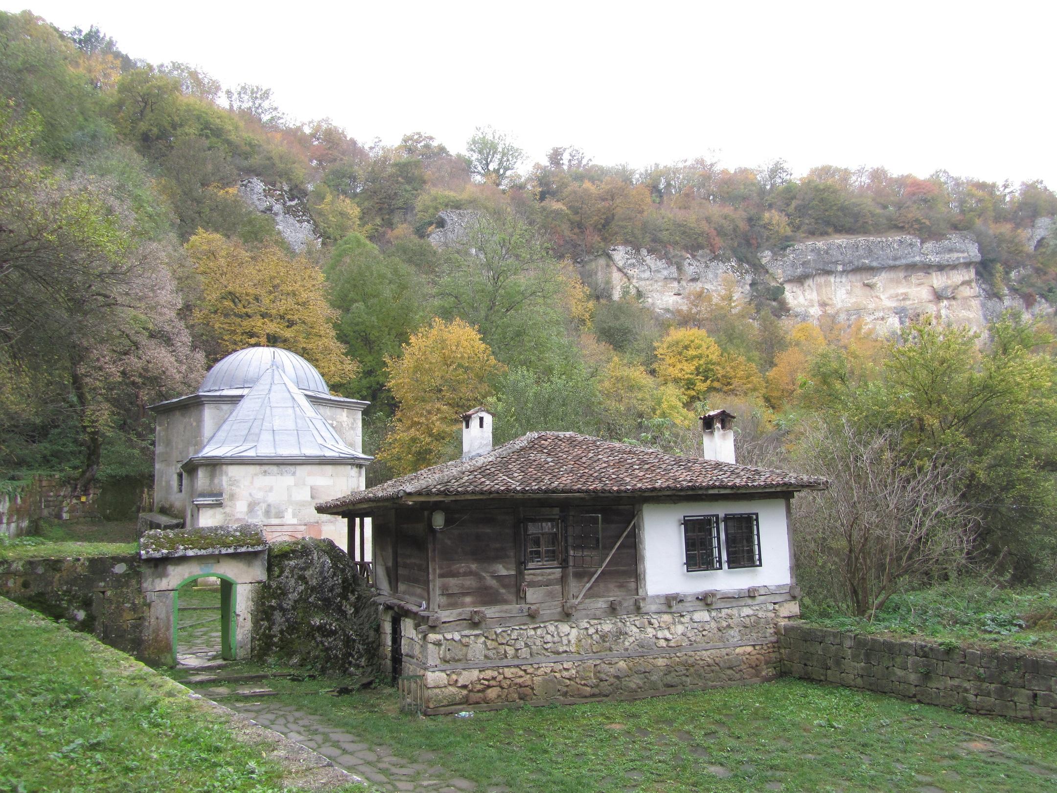 Резултат с изображение за Каменното теке на дервиша Демир баба