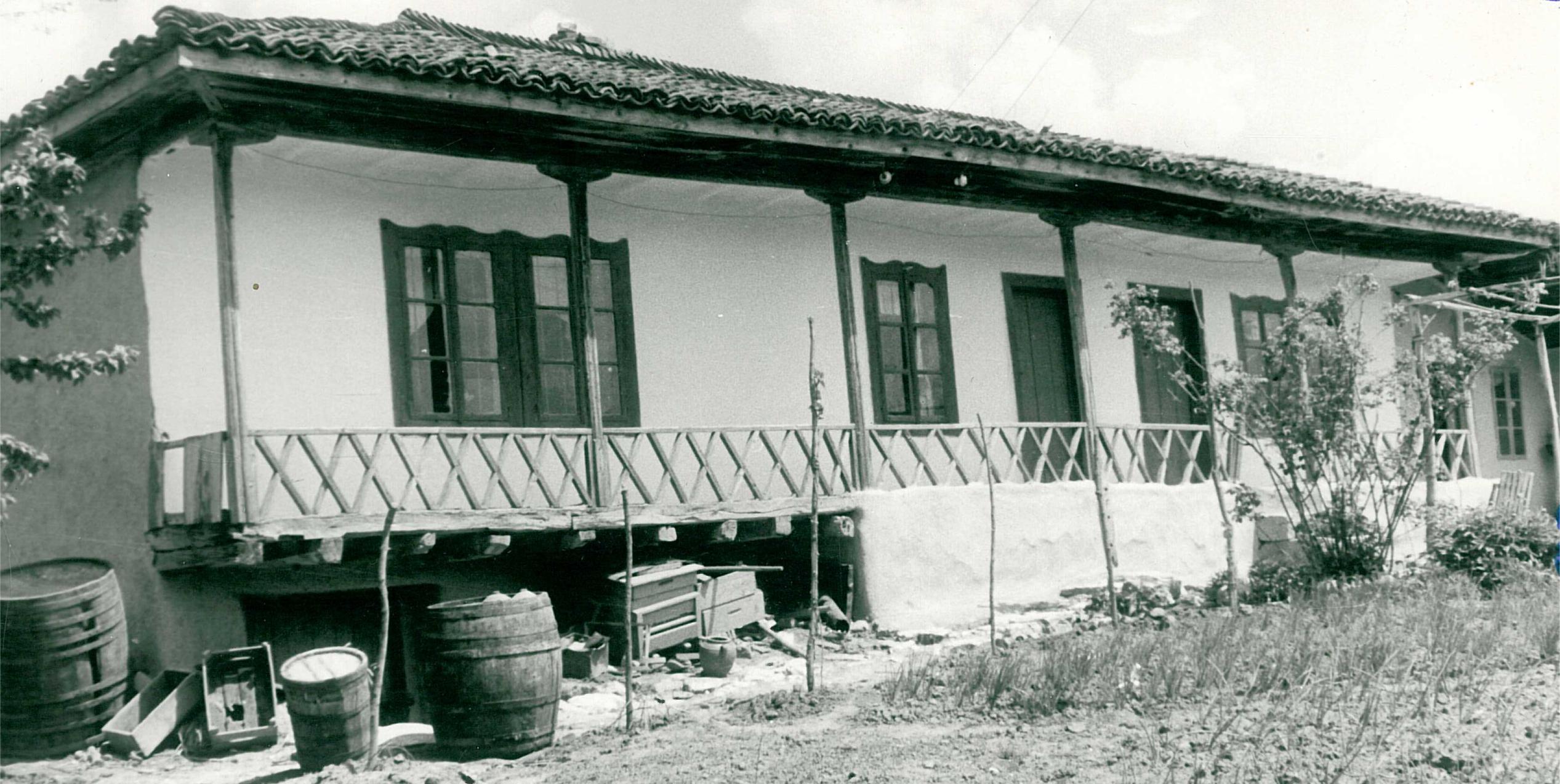 къща с. Крушари