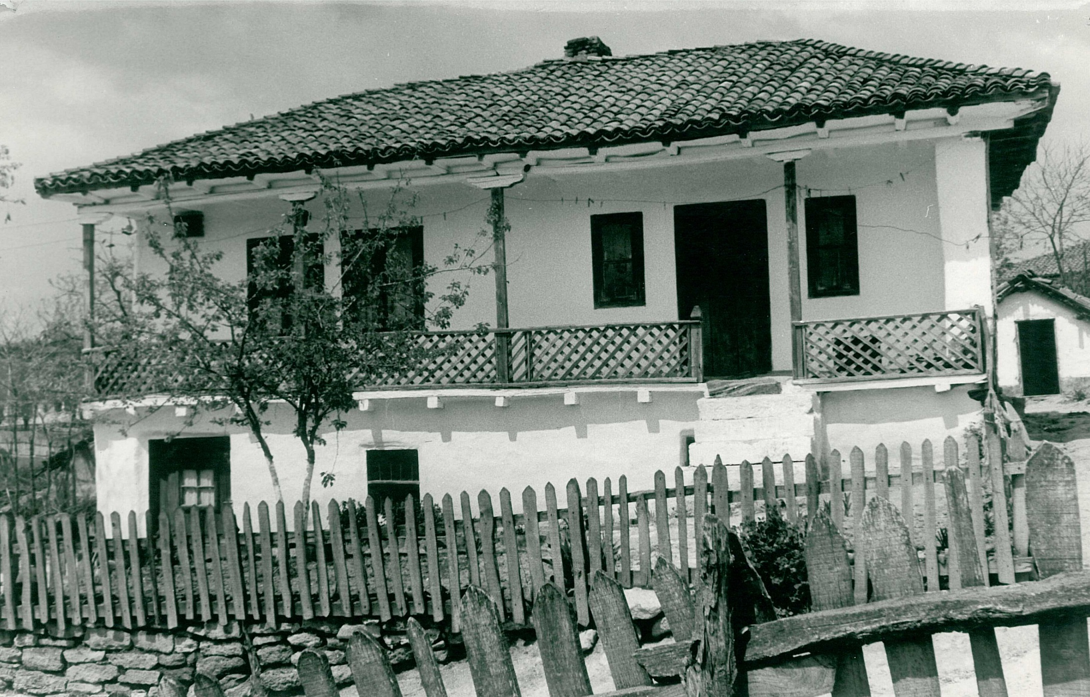 къща с. Красен
